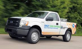 100 Propane Powered Trucks Ford To Offer F150 With Natural Gas Propane Gas Package For 14
