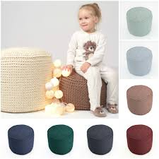 16 Colors KING Size POUF /floor Cushion/ Hypoalergic Pouf/rope Poof/bean  Bag Chair/ Ottoman