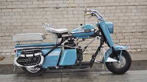 Mid 1950s Model Cushman Eagle