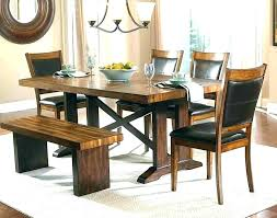 Dining Table With Bench Seats Custom Made Tables Built In