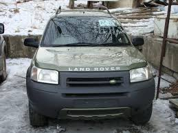 land rover freelander model range 2000 land rover freelander specs and photos strongauto