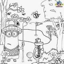 Free Coloring Pages Printable Pictures To Color Kids Drawing Ideas Costume Minion Banana Activities