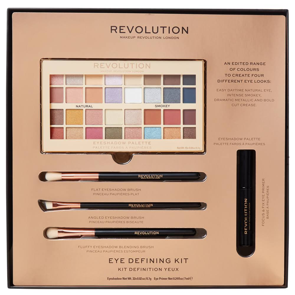 Makeup Revolution Eye Defining Kit