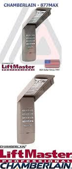 Luxury Craftsman Garage Door Opener Wireless Keyless Entry Pad