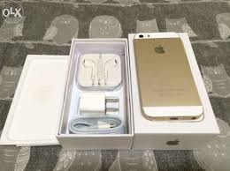 iPhone 5s Gold 16GB Unboxing and Overview