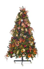 Deluxe Copper Themed Tree Ornament Package Standard Coopper