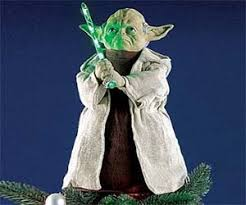 Darth Vader Christmas Tree Topper by Solar System Tree Ornaments