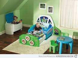 15 Transportation Themed Toddler Beds