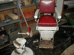 Koken Barber Chair Antique by 1920 U0027s 1930 U0027s Koken Barber Chair Collectors Weekly
