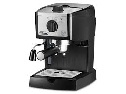 Manual Espresso Machine Cappuccino Maker Bar Ec155m Delonghi Ca