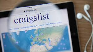 Front Desk Jobs Nyc Craigslist by How To Sell Your Stuff On Ebay Craigslist Amazon U0026 More