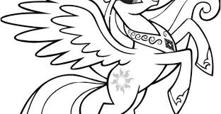 Printable Unicorn Coloring Pages Concept For M Realistic