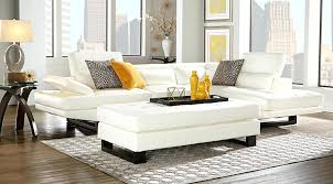 Ashley Furniture Living Room Sets Prices White Sectional