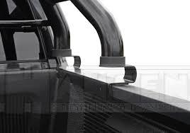Roll Bar Made Of Black Powder-coated Steel 76mm Dodge Ram 1500 (2002 ...