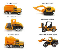 Dazzling Toys Construction Trucks Set. Includes 1 Cement Truck, 1 ... 6 Pcslot Pocket Car Toys Sliding Vehicles Trucks Cstruction Hot Sale Huina Toys 1573 114 10ch Alloy Rc Dump Eeering Other Radio Control Dragon Too Harga 148 Pull Back Abs Metal Model Cement Truck Toy Bruder Man Tgs Mytoycoza Cstionoy_trucks Funrise Tonka Toughest Mighty Walmartcom Amazoncom American Plastic 16 Assorted Colors Green Gift Set