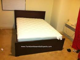 Brusali Bed Frame by 437 Best Ikea Furniture Assembly Service Contractor In Dc Md Va
