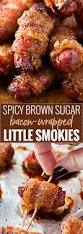Night Owl Pumpkin Ale Clone by Spicy Brown Sugar Bacon Wrapped Little Smokies Recipe Brown