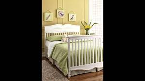 Bratt Decor Crib Assembly Instructions by Graco Victoria Non Drop Side 5 In 1 Convertible Crib Reviews Youtube