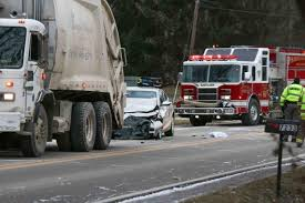 100 Garbage Truck Accident Worker Sustains Lifethreatening Injuries In Crash News