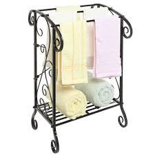 Bathroom Towel Bar Ideas by Bathroom Towel Bar Ideas And Styles Buying Guide