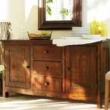 Sideboard Buffet Table Dining Room Display Shelf