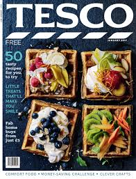 Christmas Tree Meringues Tesco tesco magazine u2013 january 2017 by tesco magazine issuu