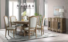 Lane Furniture Urban Charm Wheat 7pc Round Dining Table Set With ... Trisha Yearwood Home Music City Hello Im Gone Ding Room Table Grey Griffin Cutback Upholstered Chair Along With Dark Wood Amazoncom Formal Luxurious 5pc Set Antique Silver Finish Tribeca Round And 2 Upholstered Side Chairs American Haddie Light Tone 4 Value Hooker Fniture Corsica Rectangle Pedestal Matisse With W Ladder Back By Paula Deen Vienna Merlot Kayla New