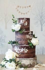 Chocolate Cakes For Christmas Wedding