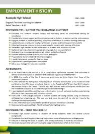 Cover Letter Rhadriangattoncom Nsw At Ideasrhcheapjordanretrosus Relief Teacher Resume Examples Sample Early Childhood