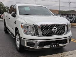 100 Nissan Titan Truck 2017 Used 4x2 Crew Cab SV At Drive A Dream Serving