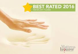 Incredible Mattress Brand Reviews Best Memory Foam Mattress