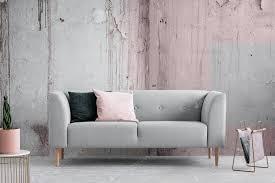 wabi sabi wohnzimmer mit schäbig grau und rosa wand echtes foto foto bialasiewicz auf envato elements