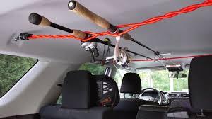 100 Rod Racks For Trucks DIY Car Fishing Rack For 9 YouTube