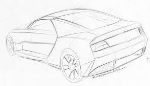 Drawing New Model Camaro Coloring Cars