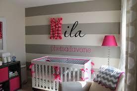 idee de chambre bebe fille belles chambres bébé fille 4 déco
