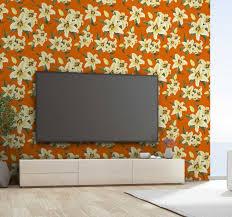 blumensträuße florale tapete