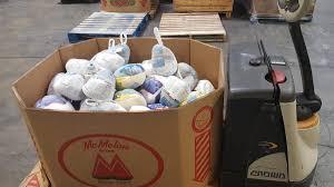 Food banks grappling with turkey shortage in wake of bird flu