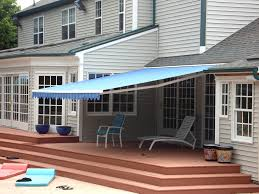 Retractable Awnings | A. Hoffman Awning Co Outdoor Marvelous Retractable Awning Patio Covers For Decks All About Gutters Deck Awnings Carports Rv Shed Shop Awnings Sun Deck A Co Roof Mount Canopy Diy Home Depot Ideas Lawrahetcom For Your And American Sucreens Decor Cozy With Shade Pergola Design Magnificent Build Pergola On Sloped Shield From The Elements A 12 X 10 Sunsetter Motorized Ers Shading San Jose