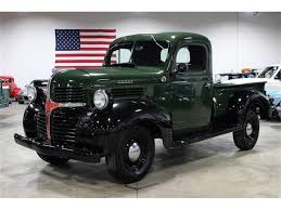 1946 Dodge Pickup For Sale   ClassicCars.com   CC-939272 1946 Dodge Pickup For Sale Classiccarscom Cc939272 D100 Cc1055322 15 Ton Truck Gas Classic Cars Youtube 1967 4 Wheel Drive Pickups Models W Wm Sales Brochure Wc 12 Ton Orig Pickup W4 Speed Sale 8950 Sold Saskguy73 1947 Fargos Photo Gallery At Cardomain Rat Rod Hot Cruzr Used Other 12ton 92211 Mcg Chrysler Chevy Ford Gmc Packard Plymouth Dump For 1