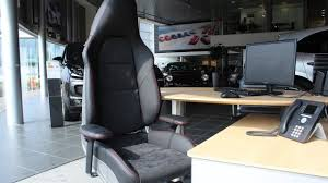 Porsche Office Chairs Are Really Cool, Cost Up To $6,569 ...
