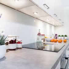 led unterbauleuchten 6er set schrankleuchten 1 8w 170 lumen warmweiß led küchenlen vitrinenbeleuchtung zubehör inkl b k licht