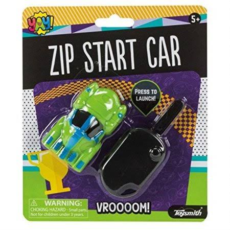Toysmith Zip Start Car