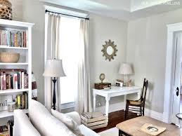 nettes wohnzimmer mit schreibtisch wohnzimmer büro combo