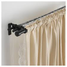 Amazon Curtain Rod Extender by Hugad Curtain Rod Black 47 83