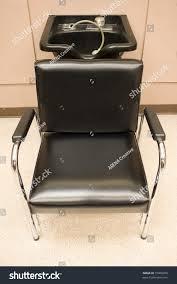 hair salon hair washing sink chair stock photo 15008269 shutterstock
