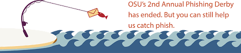 Osu Tech Help Desk by Osu Phishing Derby Office Of Information Security Information