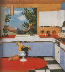 Leisure Line Kitchen 1962