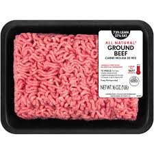 Roast Beef Curtain Meme by 73 Lean 27 Fat Ground Beef Roll 5 Lbs Walmart Com