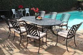 Garden Treasures Patio Furniture Manufacturer by Amazon Com Kawaii Collection Outdoor Cast Aluminum Patio