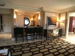 Bellagio 2 Bedroom Penthouse Suite by Bellagio Penthouse Suite Wet Bar Picture Of Bellagio Las Vegas